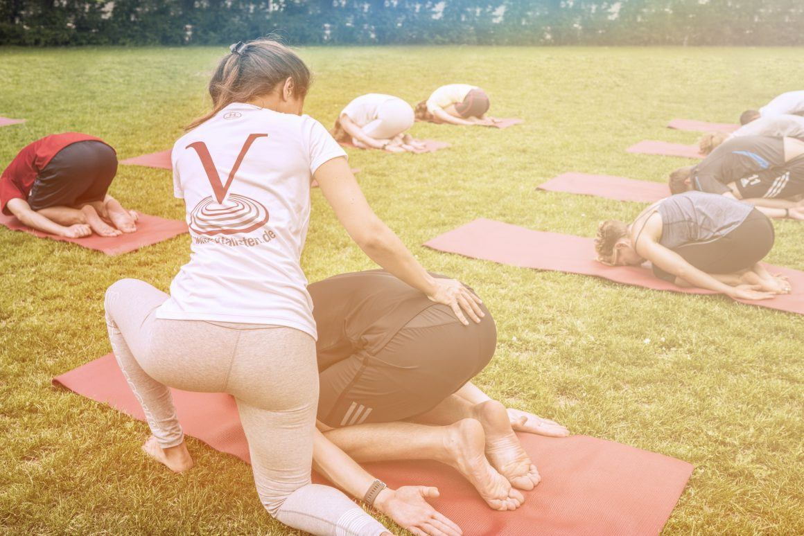 Vitalisten Outdoor Yoga